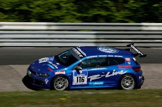 scirocco nurburgring