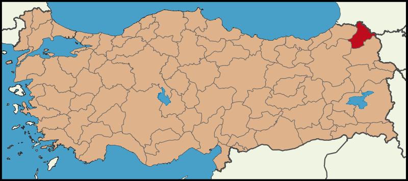 File:Latrans-Turkey location Ardahan.svg
