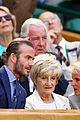 david beckham takes his mom to wimbledon 02
