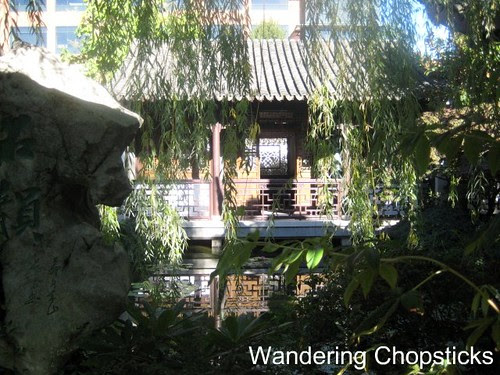 Day 4.12 Lan Su Chinese Garden (Portland Classical Chinese Garden) - Portland - Oregon 6