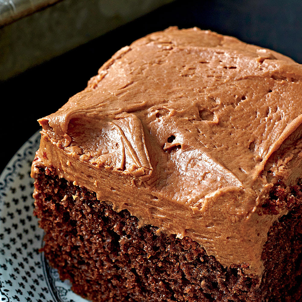 Chocolate-Cream Cheese Frosting Recipe | MyRecipes