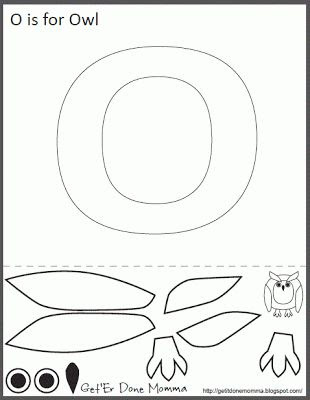 1000+ images about free printable alphabet crafts on Pinterest ...