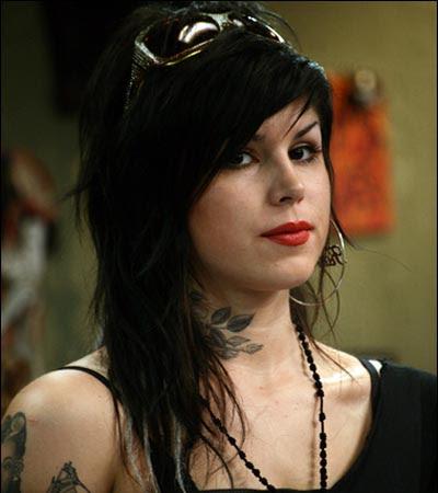 Kat Von D Face Tattoos Removed 6493 Usbdata