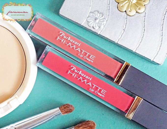 Purbasari Hi-Matte Lip Cream - Warna Favorit Untuk Kulit Sawo Matang!