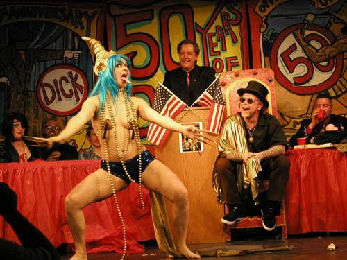Dick Zigun's 50th Birthday
