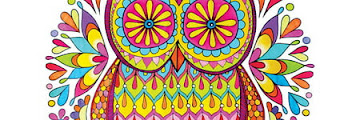 Mandala Coloring Book Walmart