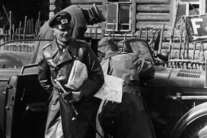 Раскрыты планы нацистов перед битвой за Москву
