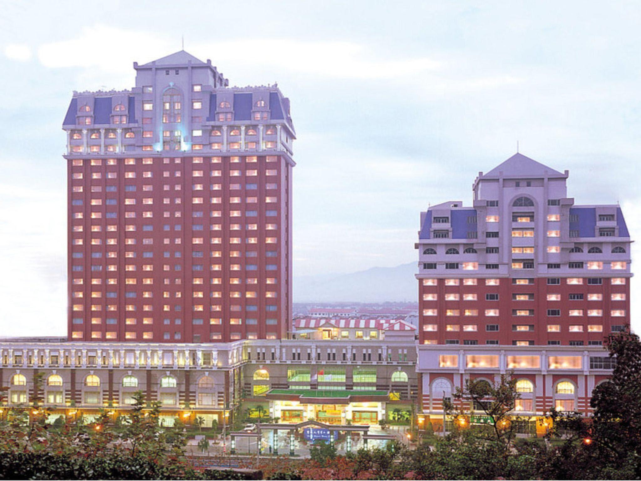 Yuyao Grand Pacific Hotel Reviews