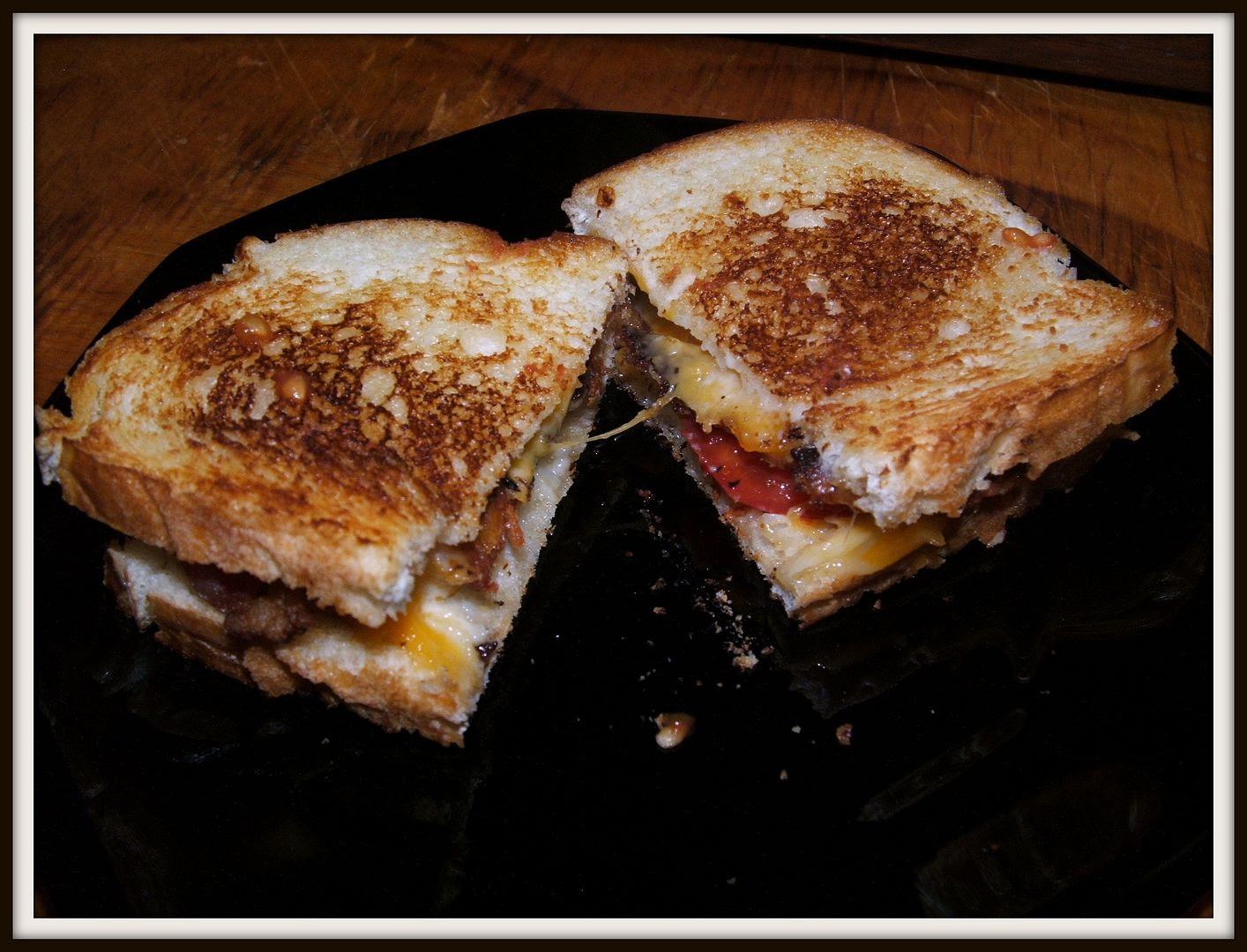 Tomato Bacon Cheese by Angie Ouellette-Tower for godsgrowinggarden.com photo 004_zps4e702554.jpg