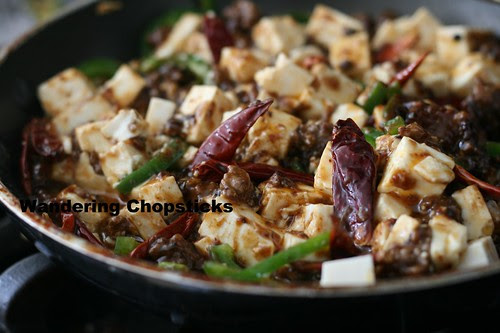 Ma Po Tofu (Chinese Pockmarked Old Lady's Tofu) 18