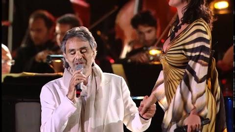 Dare To Live Andrea Bocelli Laura Pausini Lyrics