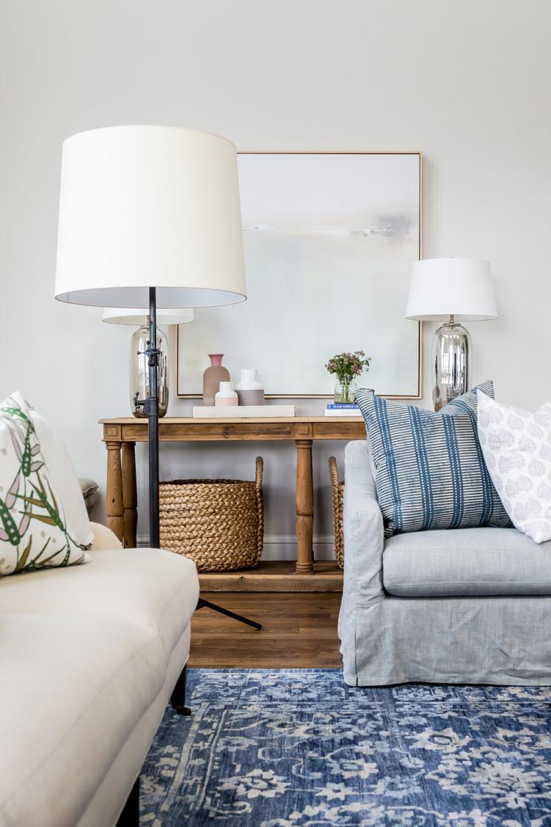 Living Room Inspiration - Lauren Nelson