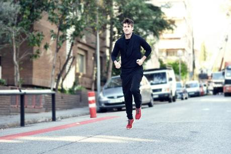 STYLE FOR LUI: IN A SPORTY LOOK