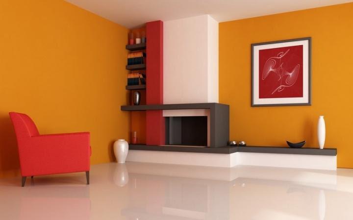 Colores estimulantes para la decoración del hogar