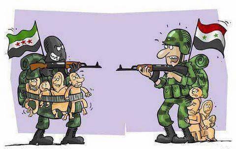 difesa siria