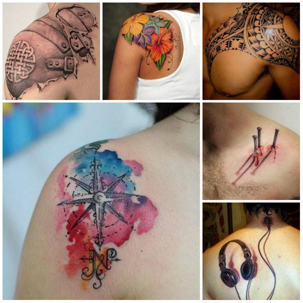 Mejor Tatuaje Hombro