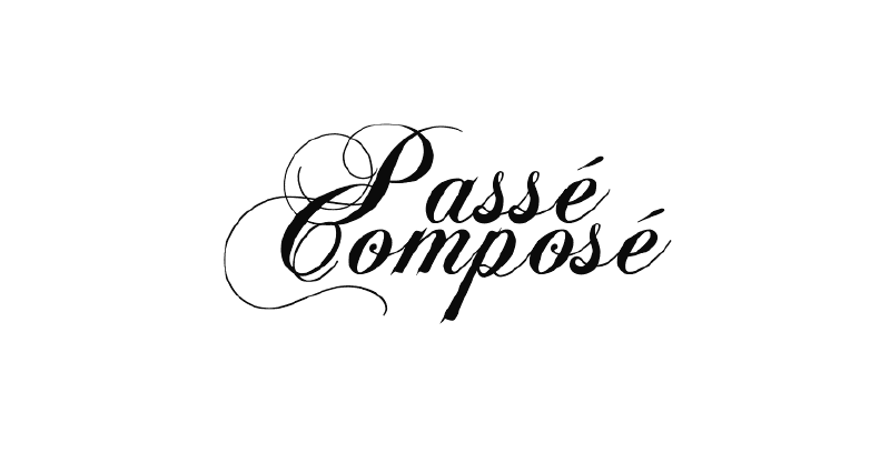 Passé composé - nagłówek - Francuski przy kawie