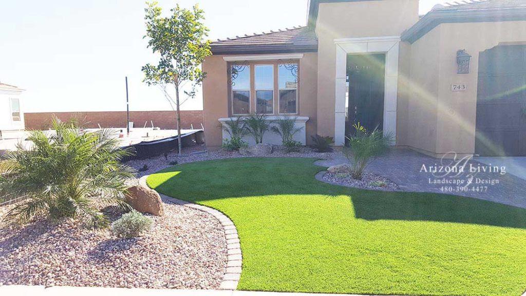Landscape Design Encanterra Arizona Living Landscape Design