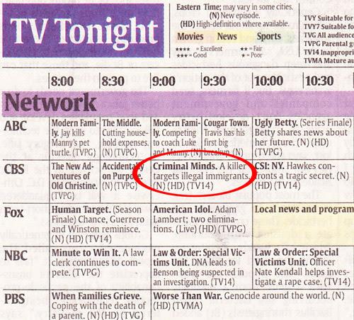 Skatt utleie: Tv guide tonight