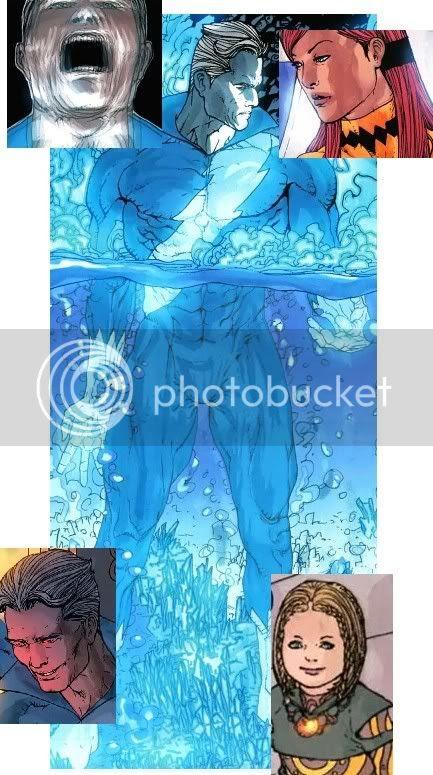 Cristalys, Luna, Pietro e as Névoas Terrígenas