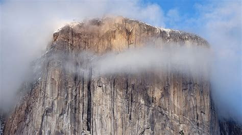 yosemite cliff wallpapers hd wallpapers id