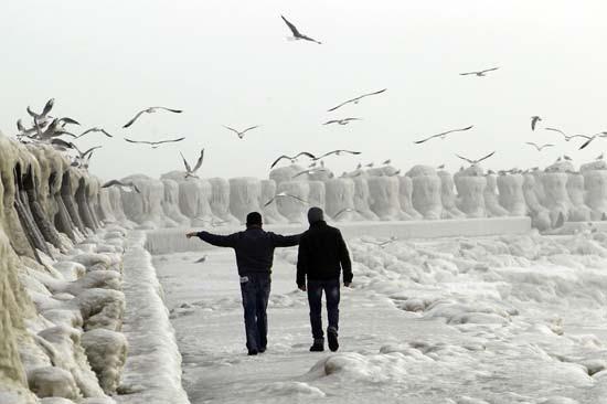 Χιόνια στην Ευρώπη (2)