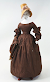 Romantic Era Gowns - c. 1820s-1830s