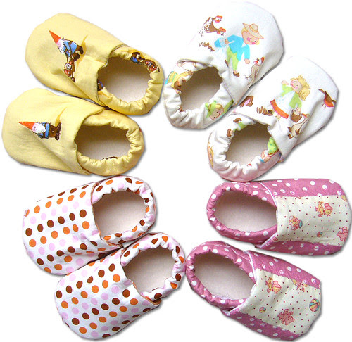 Many Baby Shoes