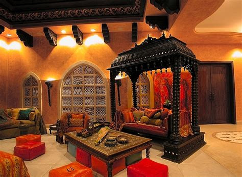 moroccan inspired room middle eastern design middle