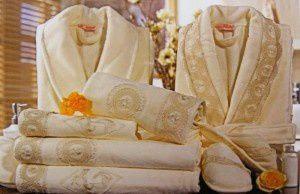 Robe De Chambre Turque