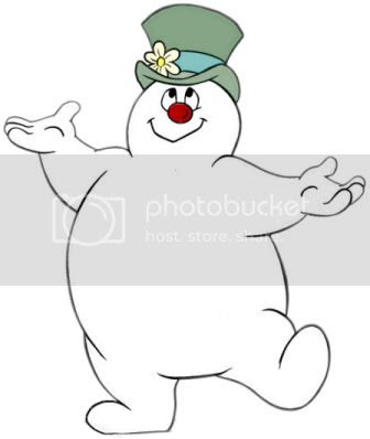 Free snowman clipart images for winter holidays celebration.