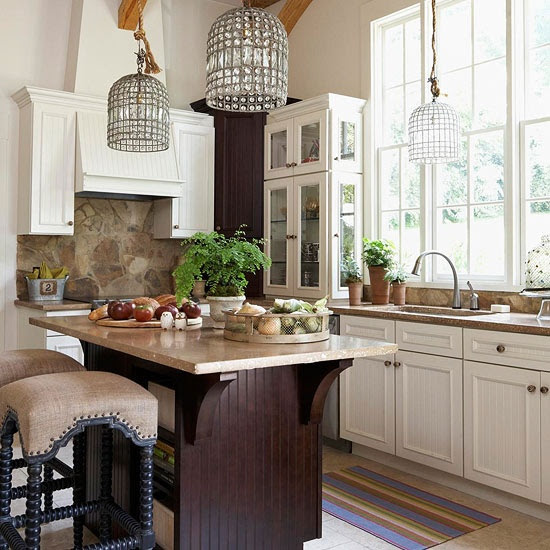 33 Neutral Kitchen Designs You'll Love - DigsDigs