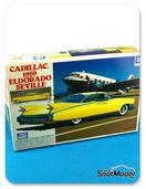 Maqueta de coche 1/32 SpotModel - Mr Hobby - Cadillac Eldorado Seville 1959