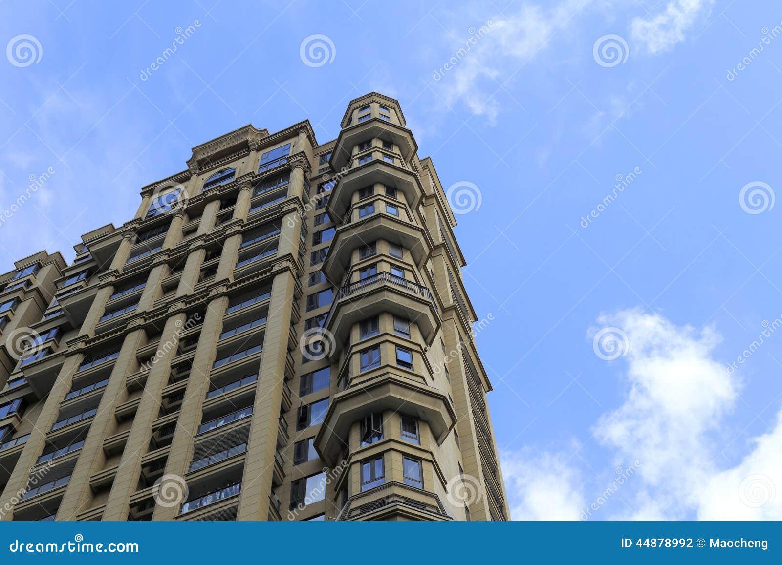 Banshanyujing Apartment Stock Photo - Image: 44878992