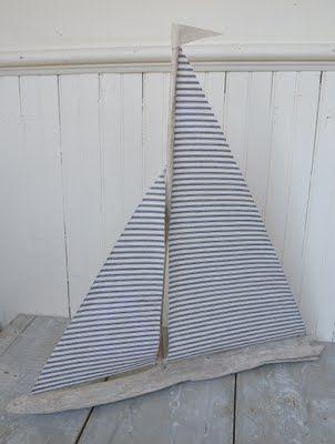 made of drift wood