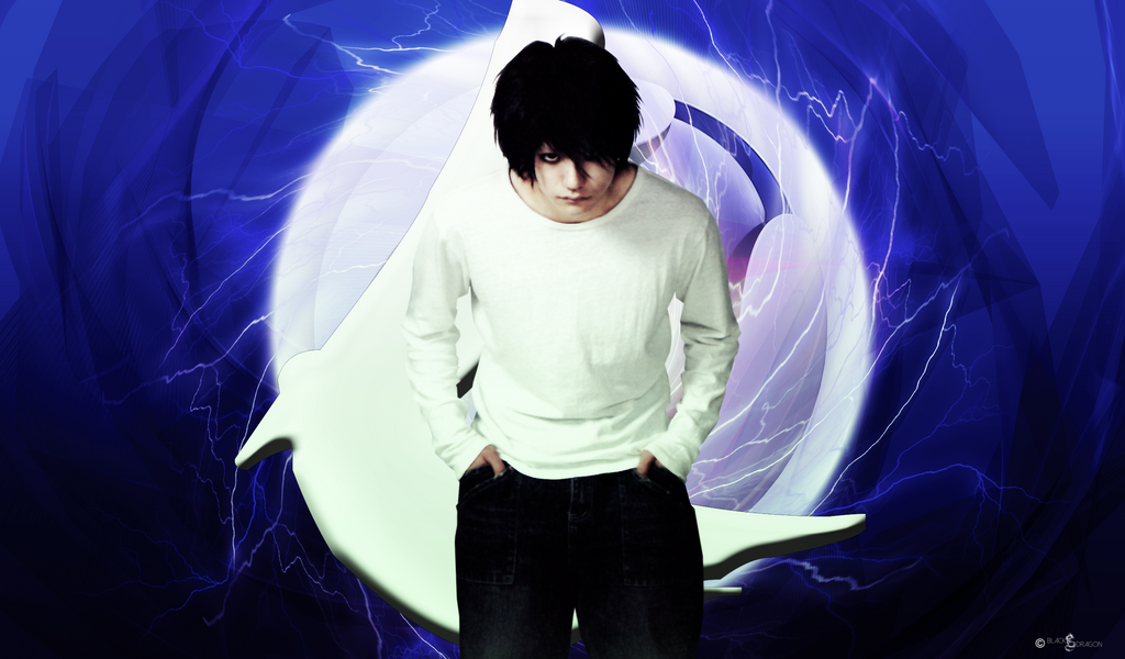 Death Note L Wallpaper Hd Anime Wallpapers