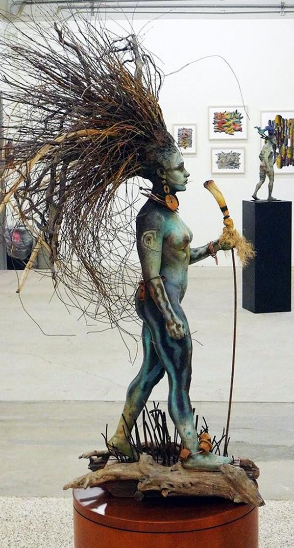 Astonishingly Life-Like Figuratives Sculptures (6)