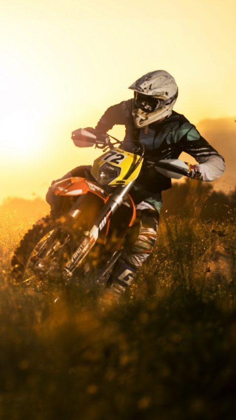 Motocross-Biker-Mud-Racing-iPhone-Wallpaper - iPhone Wallpapers