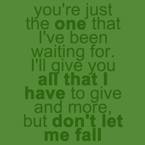 Your The One Ive Been Waiting For Love Pictures Quotes