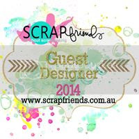 ScrapFriends button