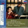 PERLMAN, ITZHAK - beethoven; violin sonatas no.9 kreutzer & no.5-spring
