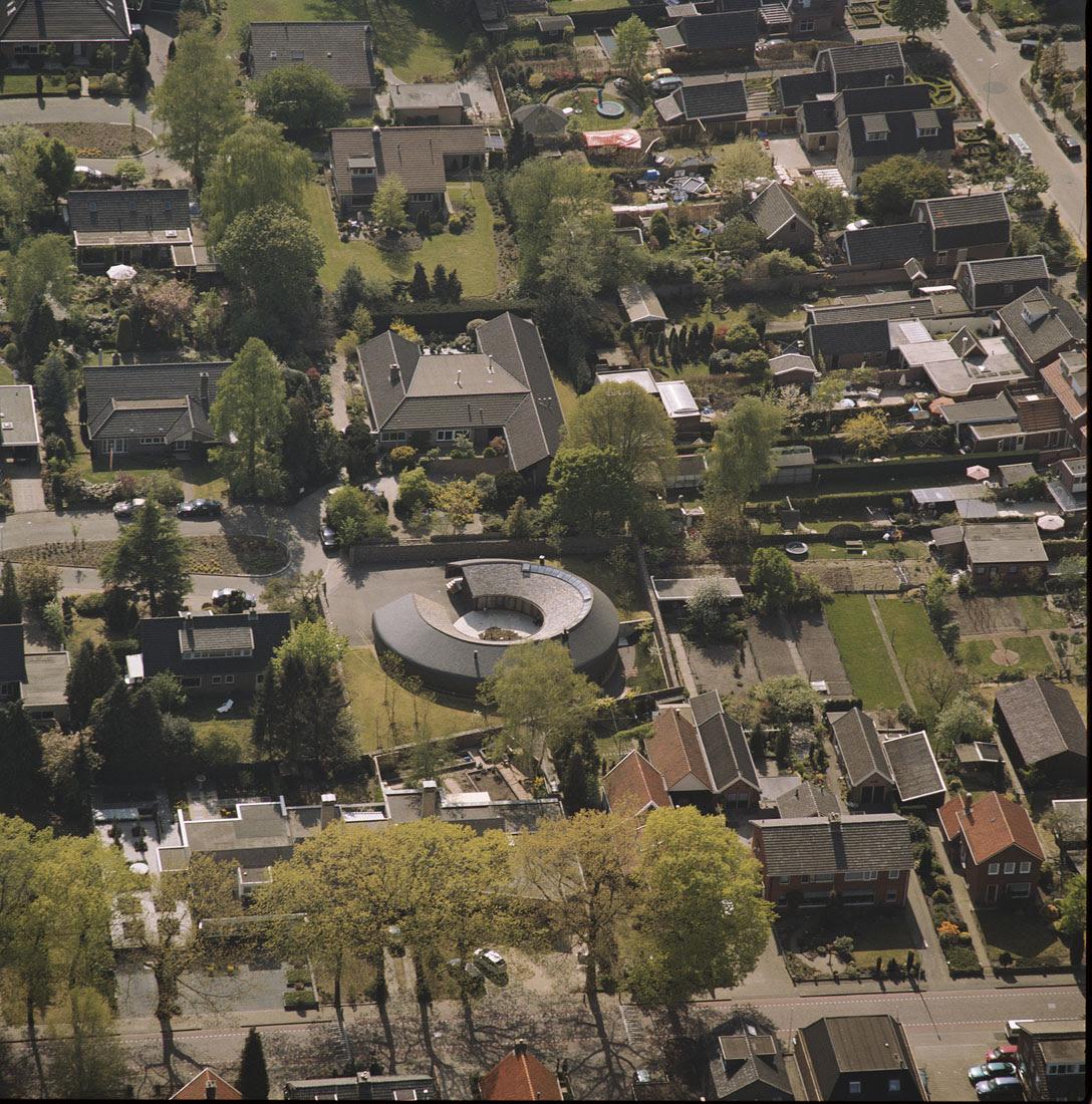 Villa-Meindersma, Cie, arquitectura, casas, diseño