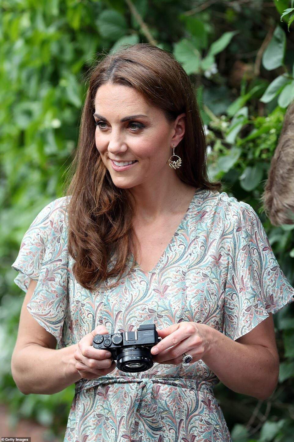 Kate Middleton Sexy at Seminar On Photography in London   #The Fappening