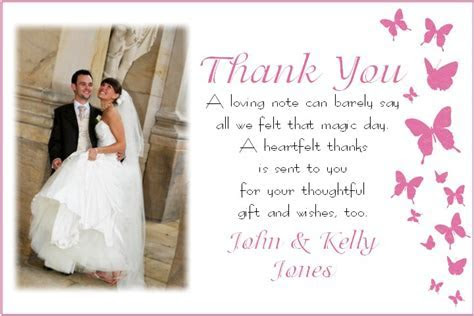 """Handwritten Thank You Notes""   Mother of the Bride"