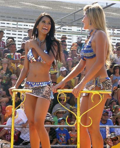 Carnaval de Barranquilla 2009, desfile, lindas mujeres