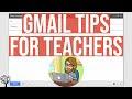 """Gmail Tips for Teachers (""""Gmail"""" patarimai mokytojams)"""