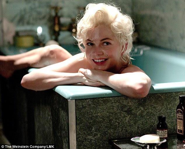 Oscar favorito: Marilyn nunca ganhou um Oscar, mas Michelle poderia conseguir um para interpretá-la
