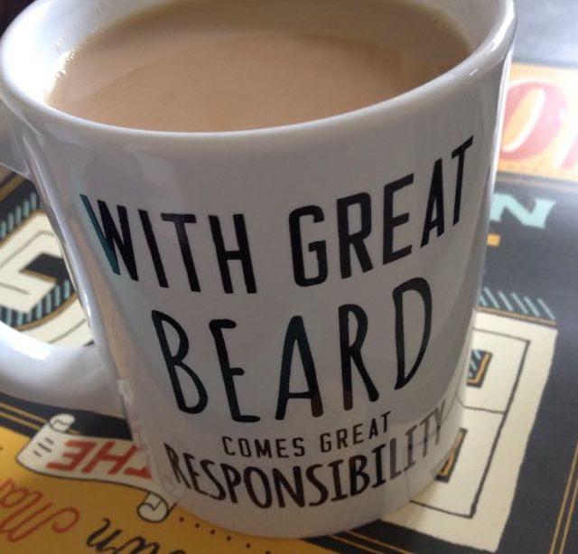 Beard Cuppa Tea