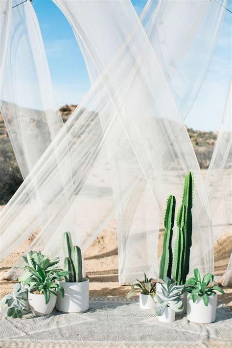 Cactus para Bodas: 40 Ideas de Decoración Fabulosas y en