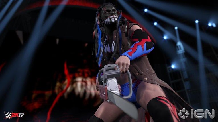 The newest additions to the WWE 2K17 Roster